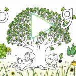 """Google invita a """"Celebra el """"Día Mundial de la Tierra"""" Con un árbol cada quién"""""""