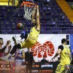 Dorados Capital a un paso de la final; vence a Toros con pizarra de 114-106 en la semifinal