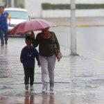 Pronostica Protección Civil posibilidades de lluvia en la entidad