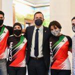 Participarán chihuahuenses en Campeonato Mundial de Aguas Abiertas Subacuáticas