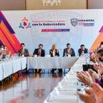 Gobernadora Maru Campos sostiene encuentro con alcaldesas y alcaldes del estado