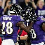 Con un Lamar Jackson inspirado, Ravens derrota a los Chiefs en duelazo