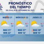 Seguirá temperatura por arriba de los 30°C para la ciudad