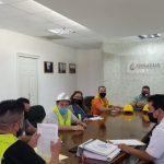 Participa Chihuahua en Primer Simulacro Nacional 2021