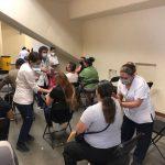Aplican en Juárez y Chihuahua 2ª dosis de vacuna Pfizer a personas de 50 a 59 años
