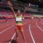 Mexicana Paola Morán, a las Semifinales de los 400m en Tokio 2020