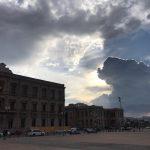 Se esperan días nublados para esta semana en la ciudad